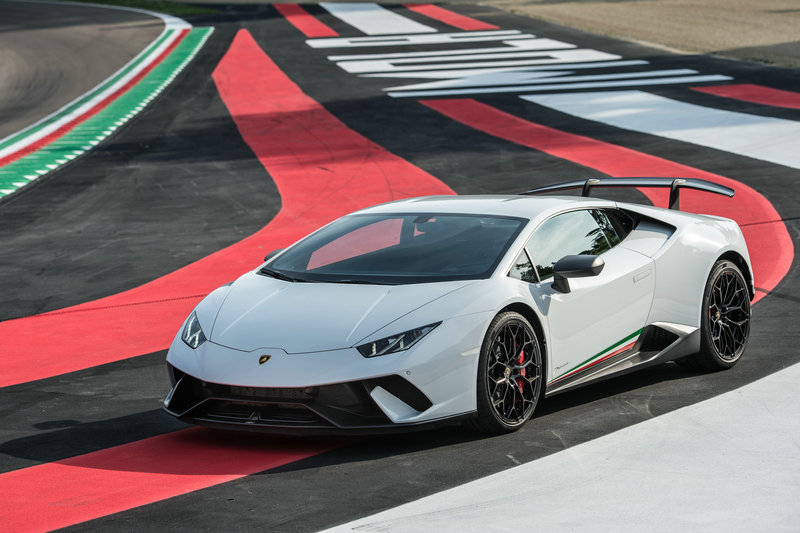 兰博基尼Huracán Performante
